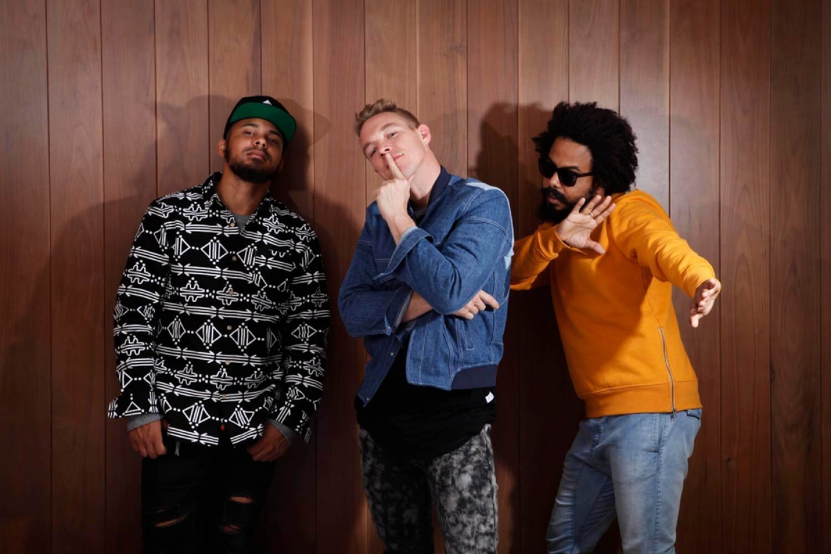 Major Lazer...