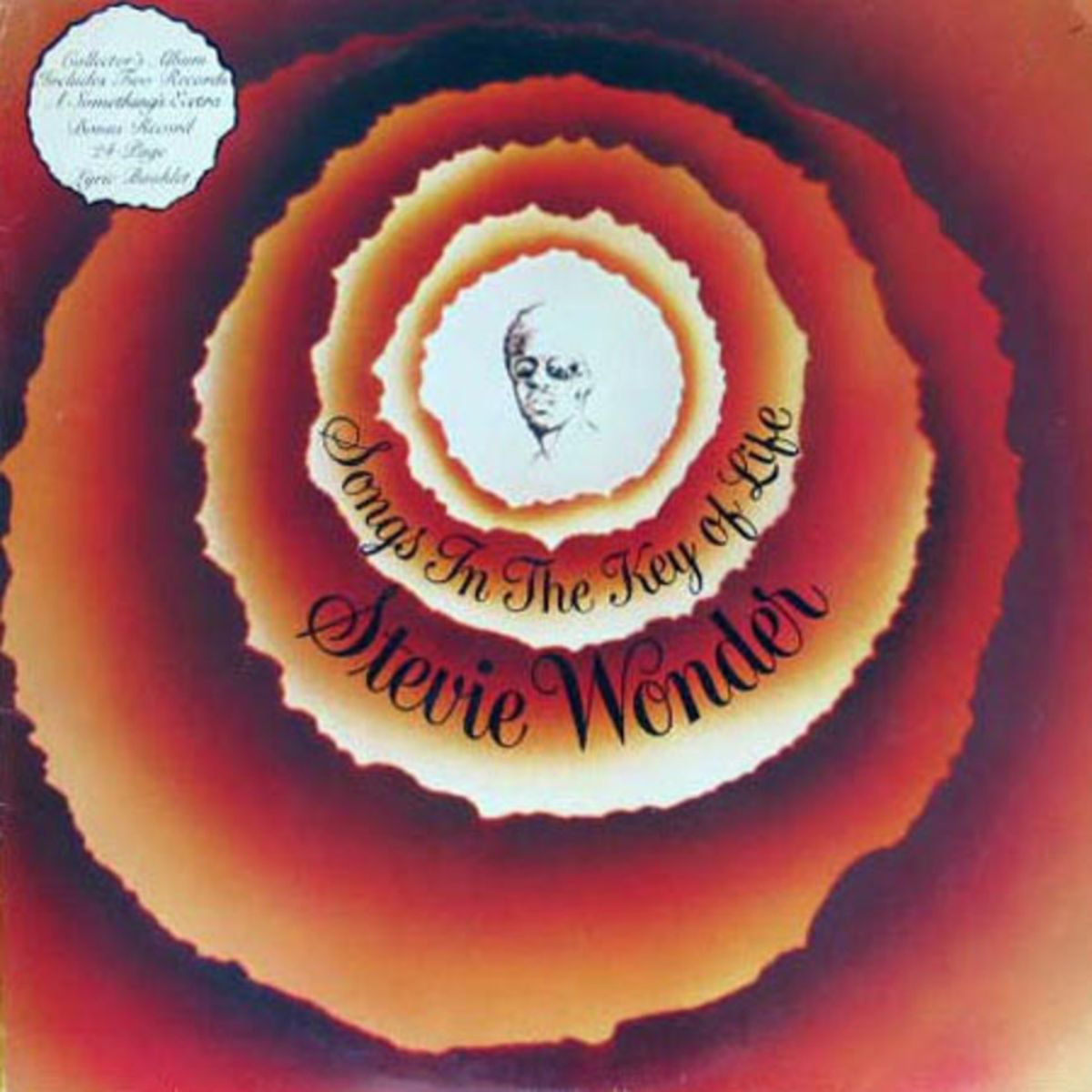 Stevie Wonder — «songs In The Key Of Life» (1976)
