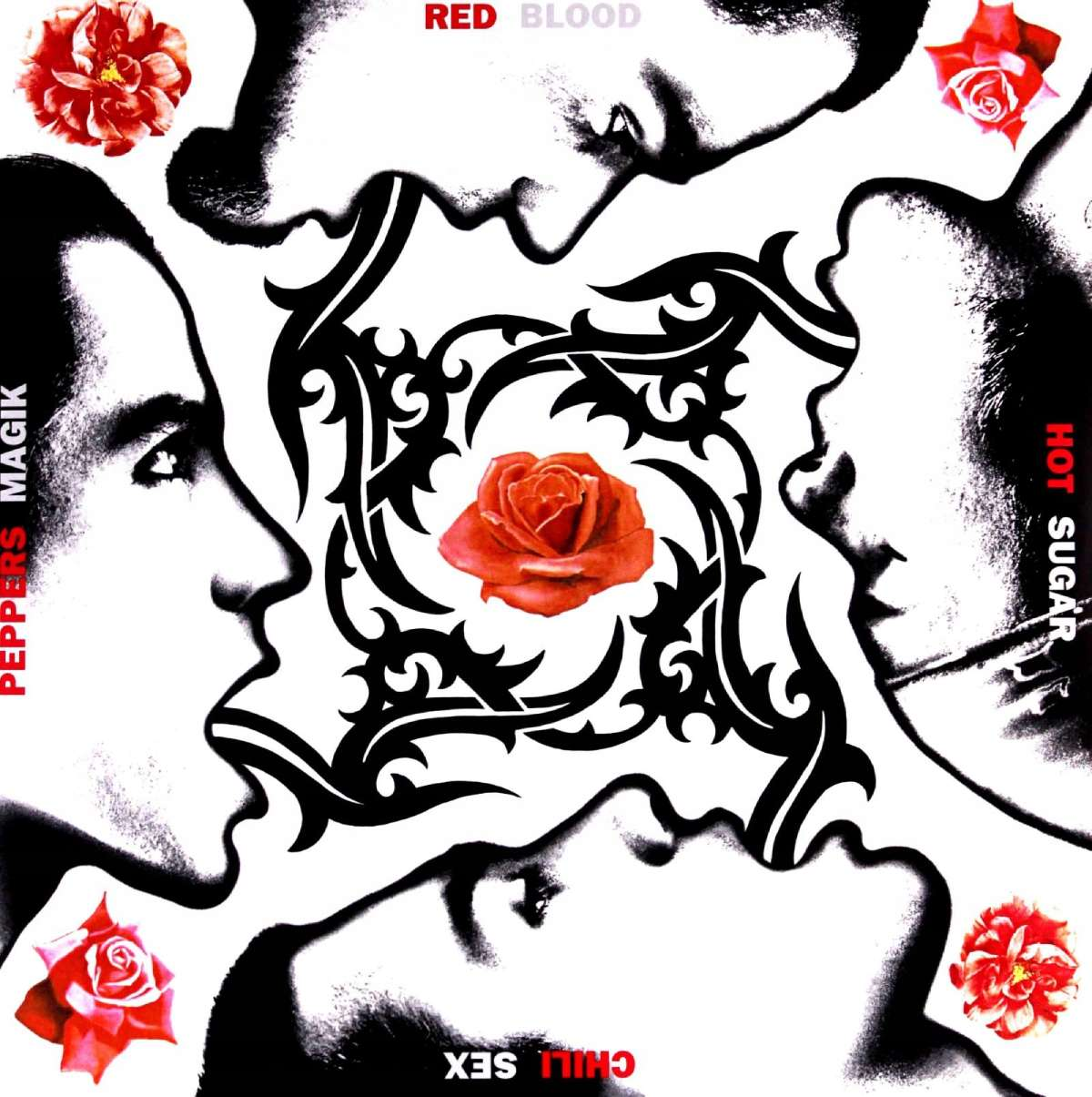 Red Hot Chili Peppers — «blood Sugar Sex Magik» (1991)