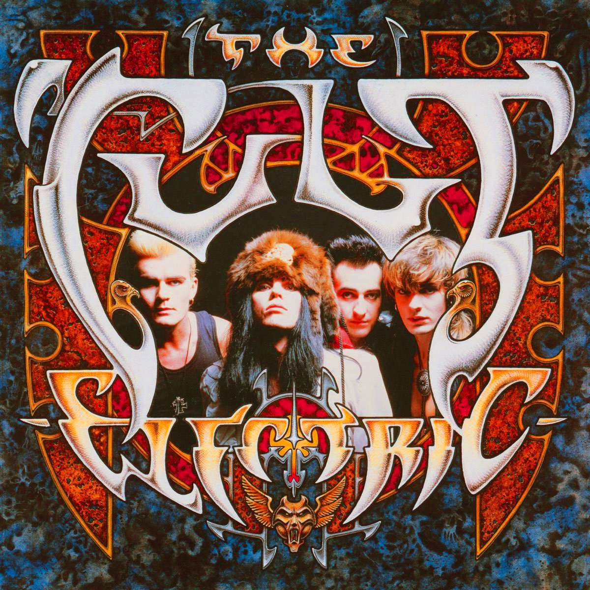 The Cult — «electric» (1987)