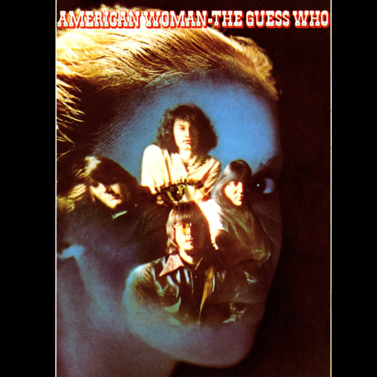 The Guess Who, обложка альбома American Woman