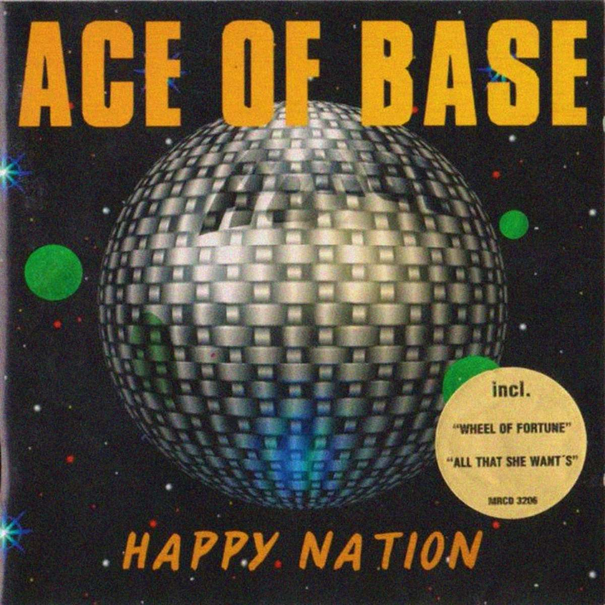 Happy Nation (альбом Ace Of Base)