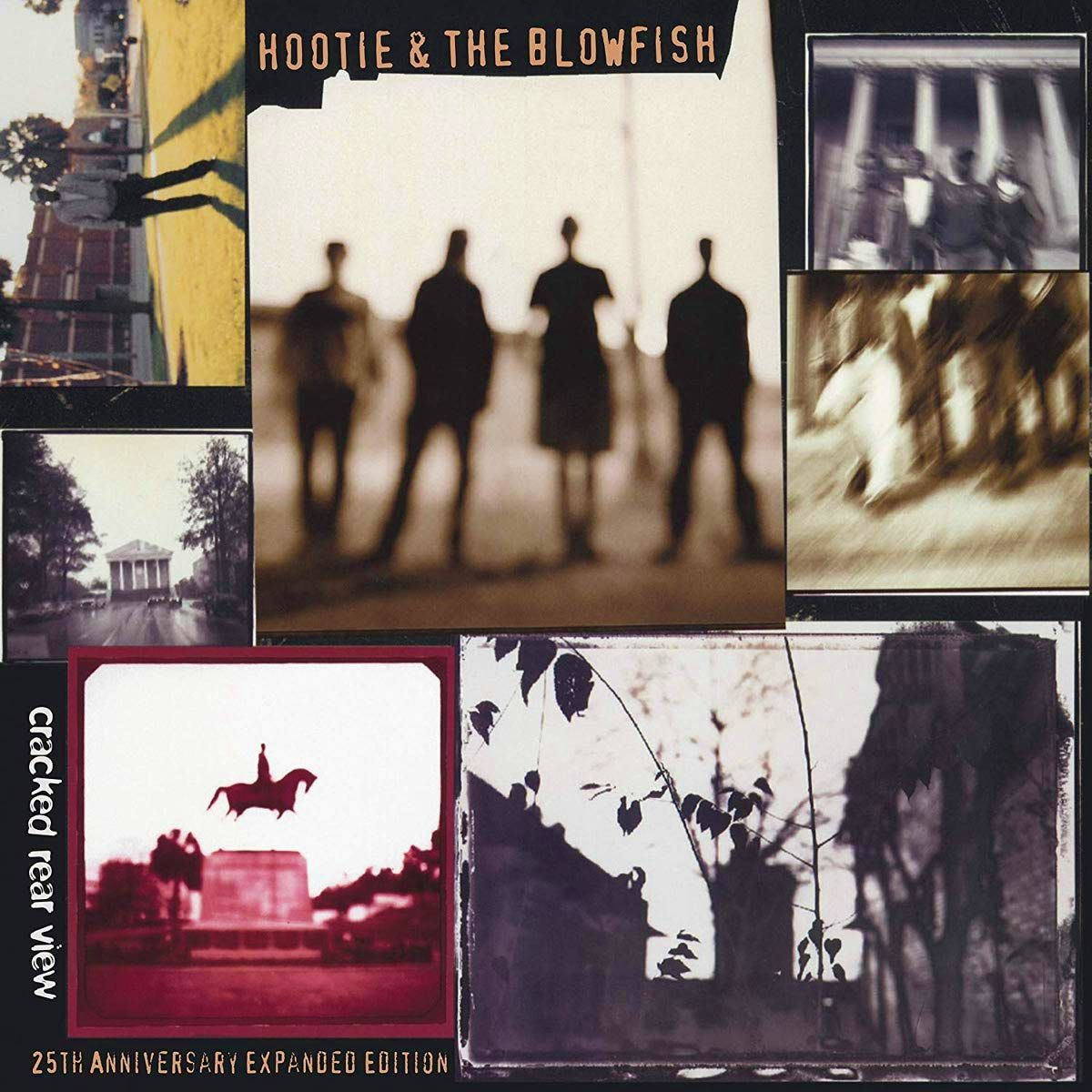 Hootie & the Blowfish — «Cracked Rear View»
