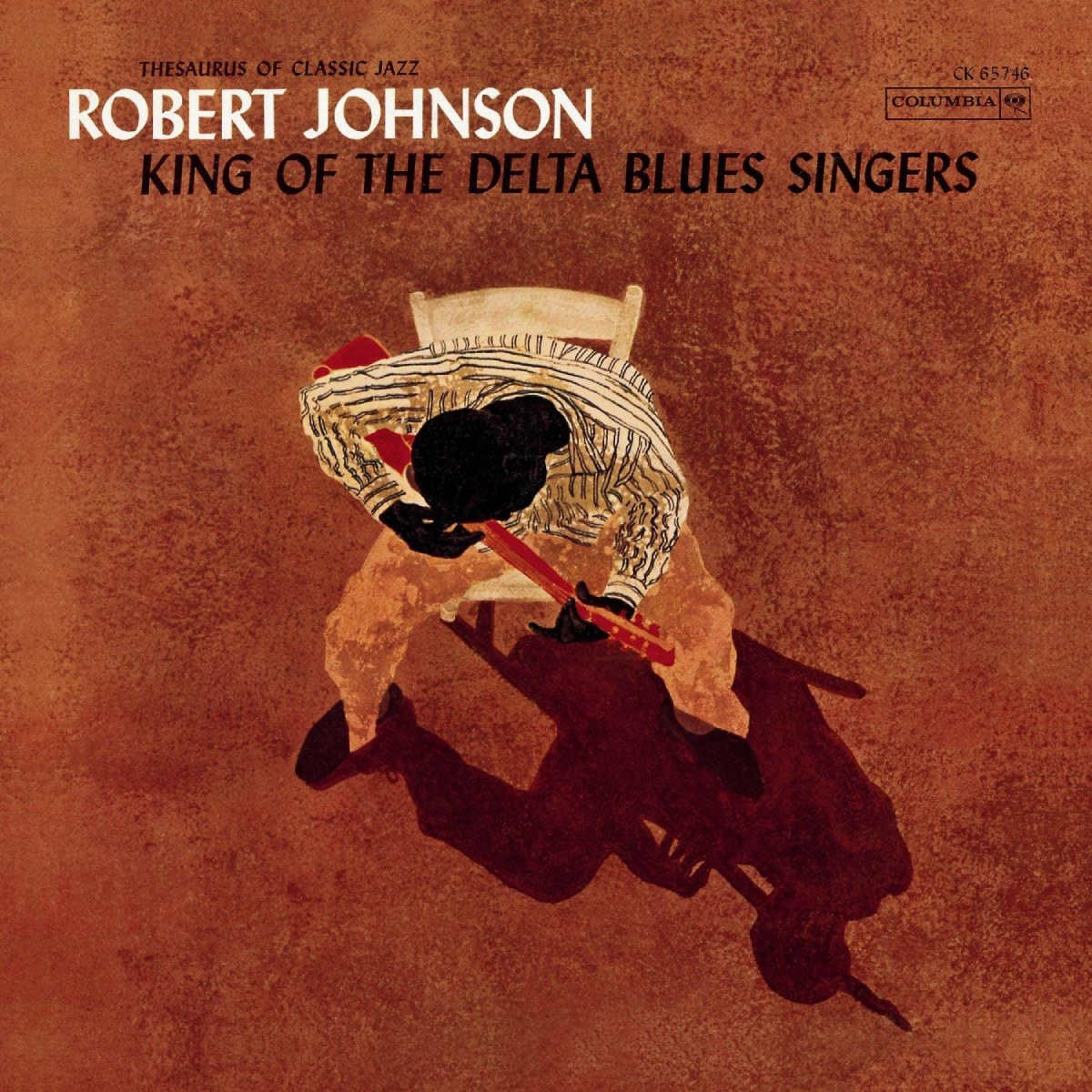 Роберт Джонсон King of the Delta Blues Singers (1961)
