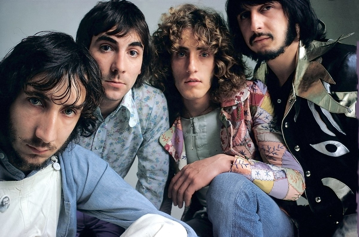 the who...