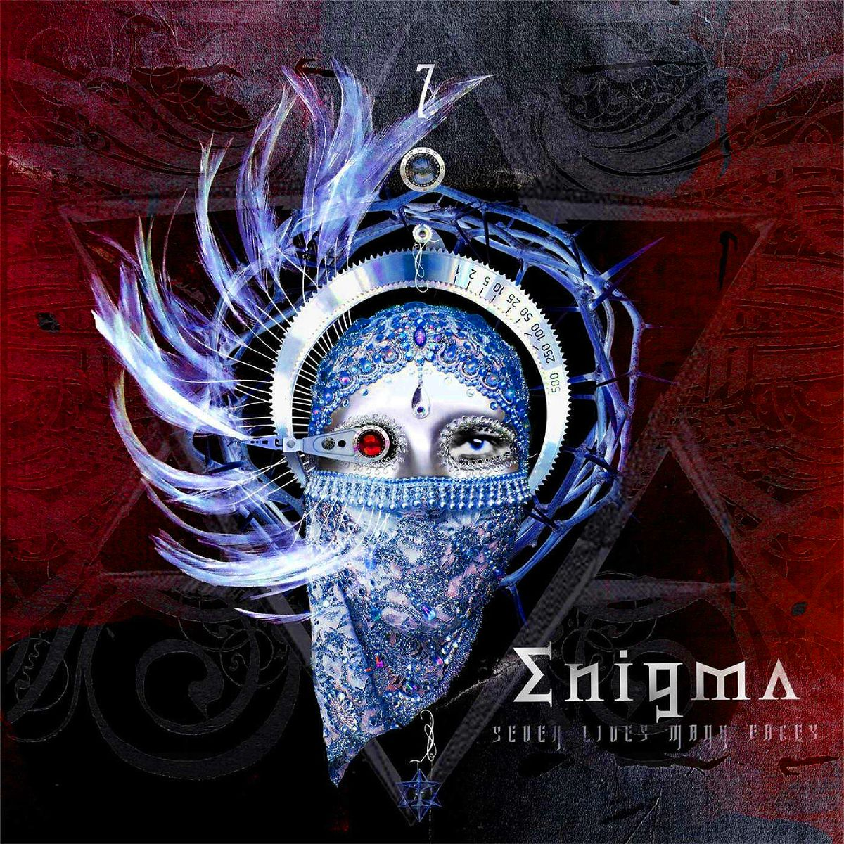 enigma, альбом seven lives many faces
