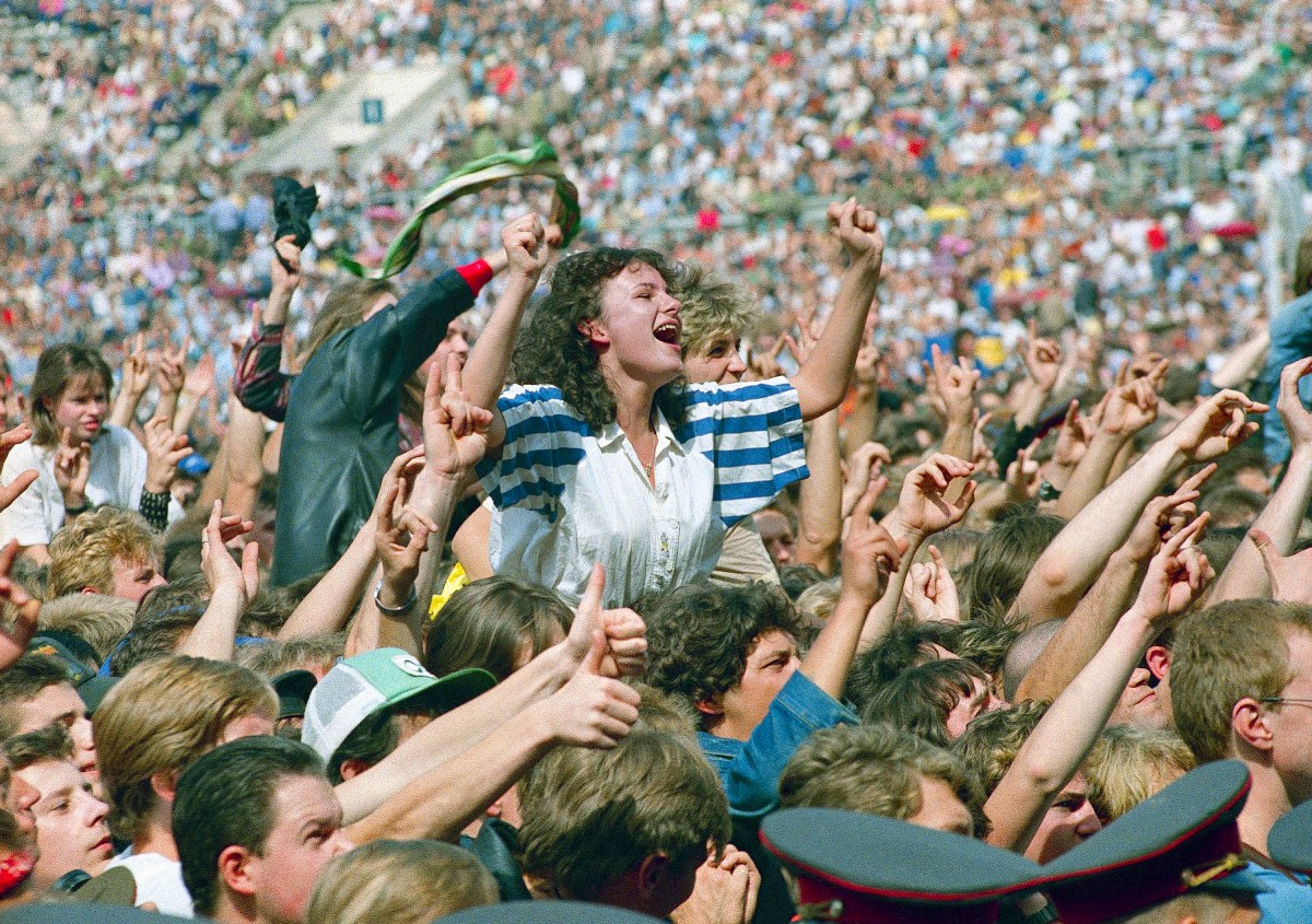 Moscow Music Peace Festival (1989)