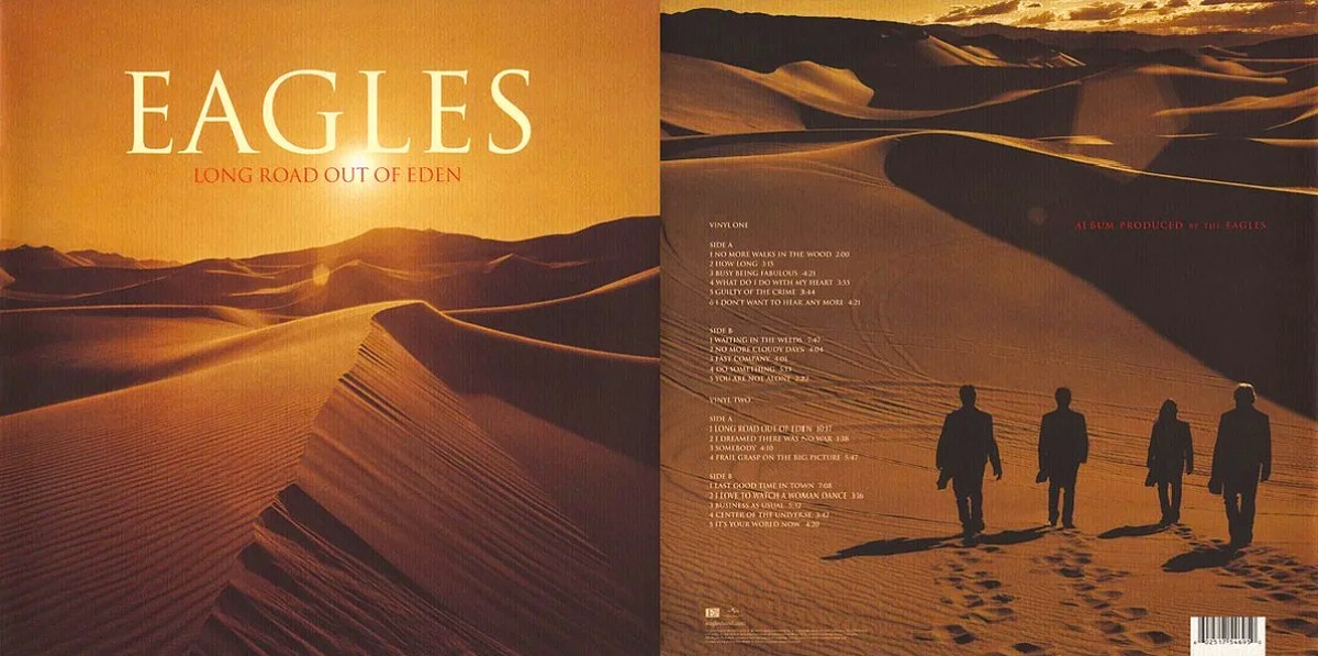 The Eagles, альбом «The Long Road Out of Eden»