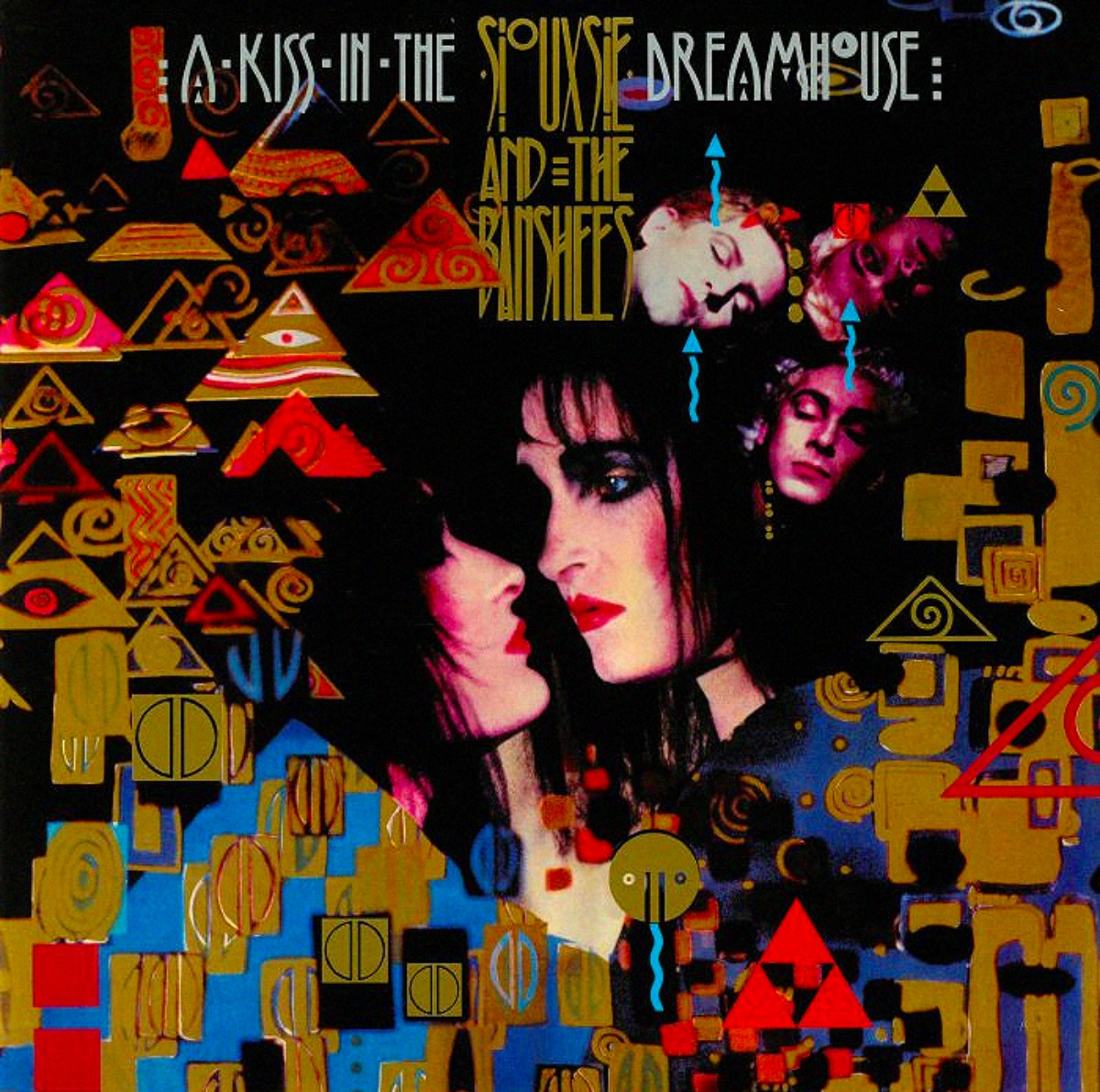 Siouxsie And The Banshees, альбом «A Kiss in the Dreamhouse» (1982)
