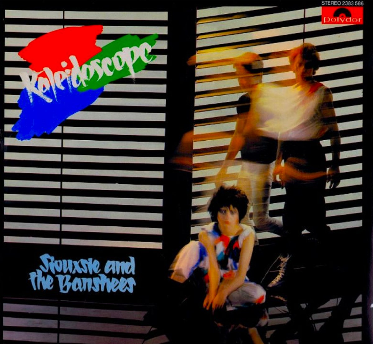 Siouxsie And The Banshees, альбом «Kaleidoscope» (1980)