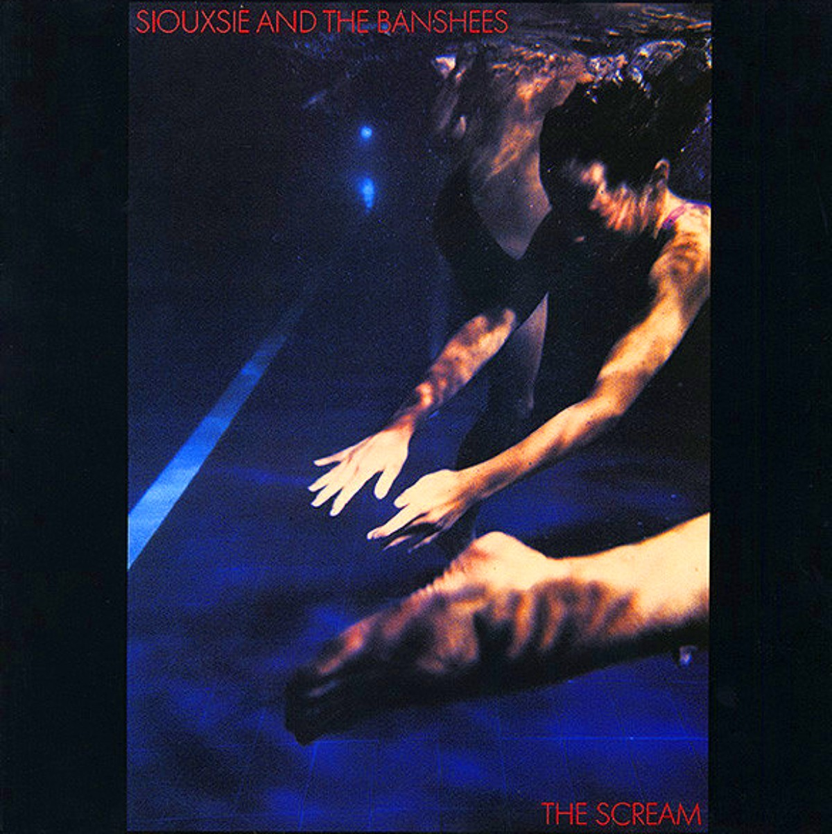 Siouxsie And The Banshees, альбом «The Scream» (1978)