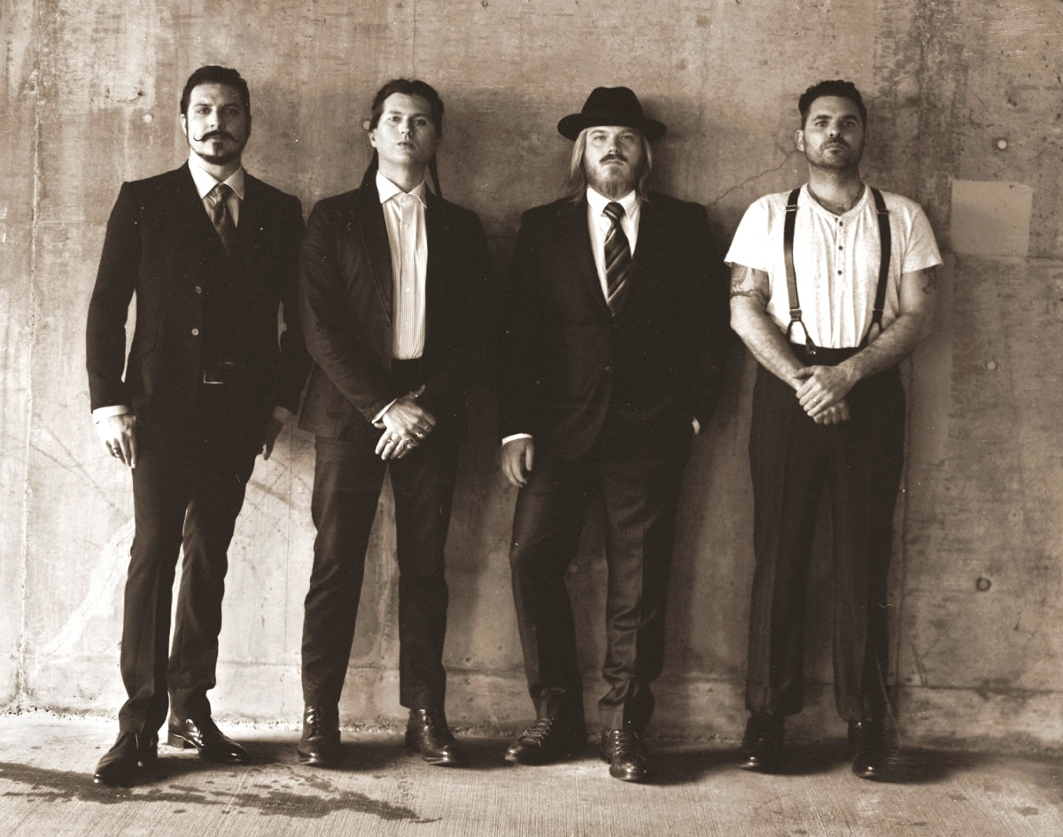 Rival Sons, альбом Great Western Valkyrie